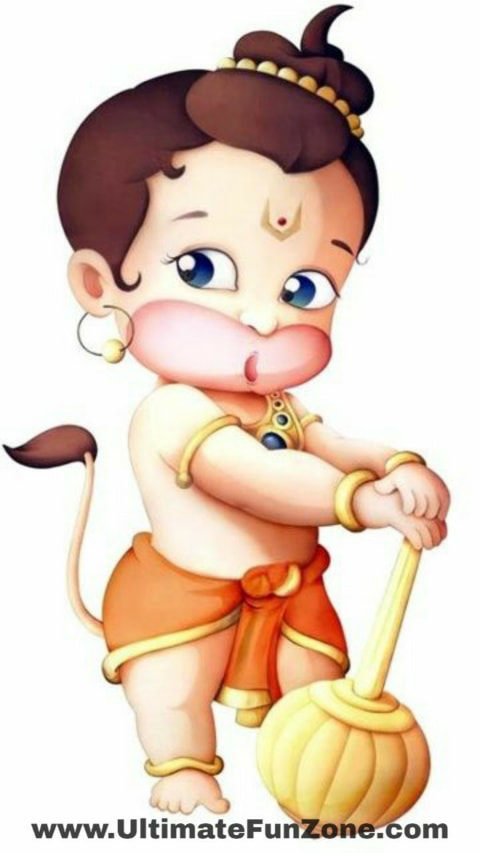 How Lord Hanuman was born?
