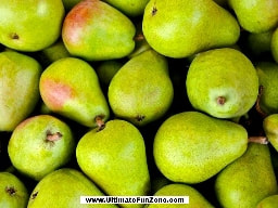 Weight Loss Fruit Pear